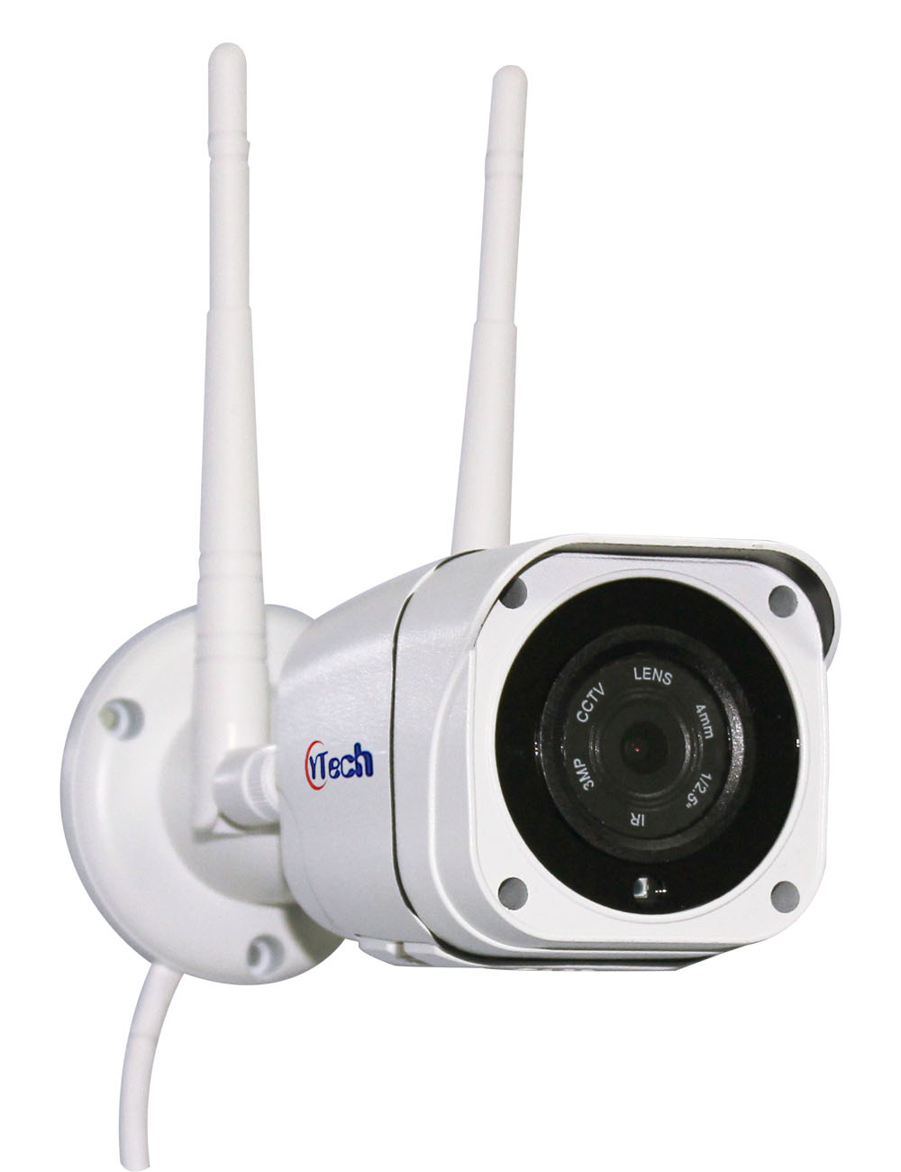 40M IR 2.0M Pixels HD Outdoor Waterproof 4G IP Camera