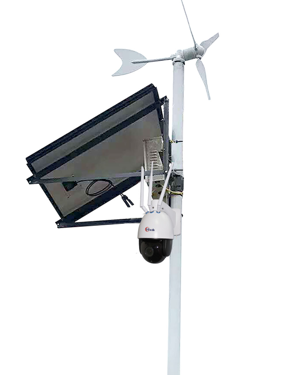 KSB Series Solar 4G Camera Kits